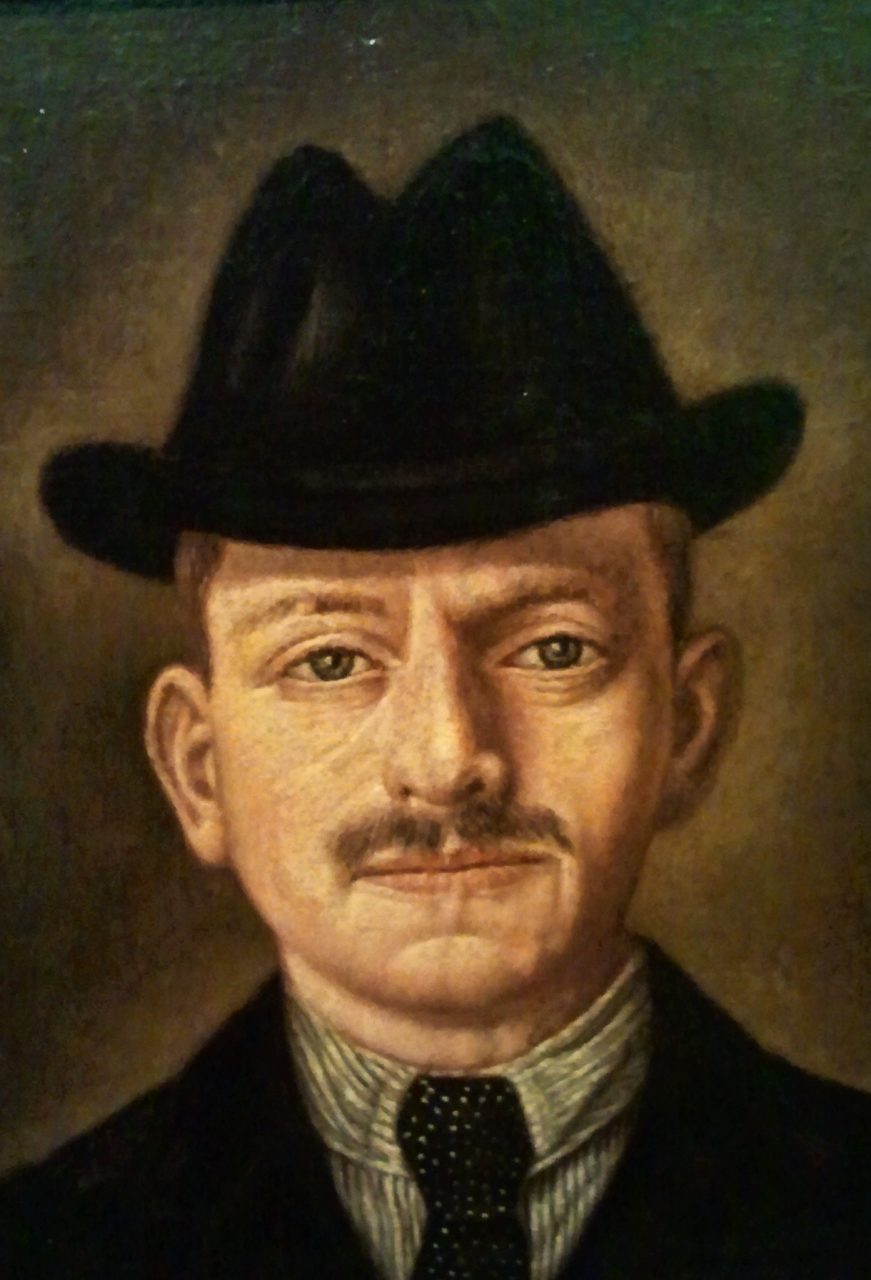 Sal Meijer een zelfportret